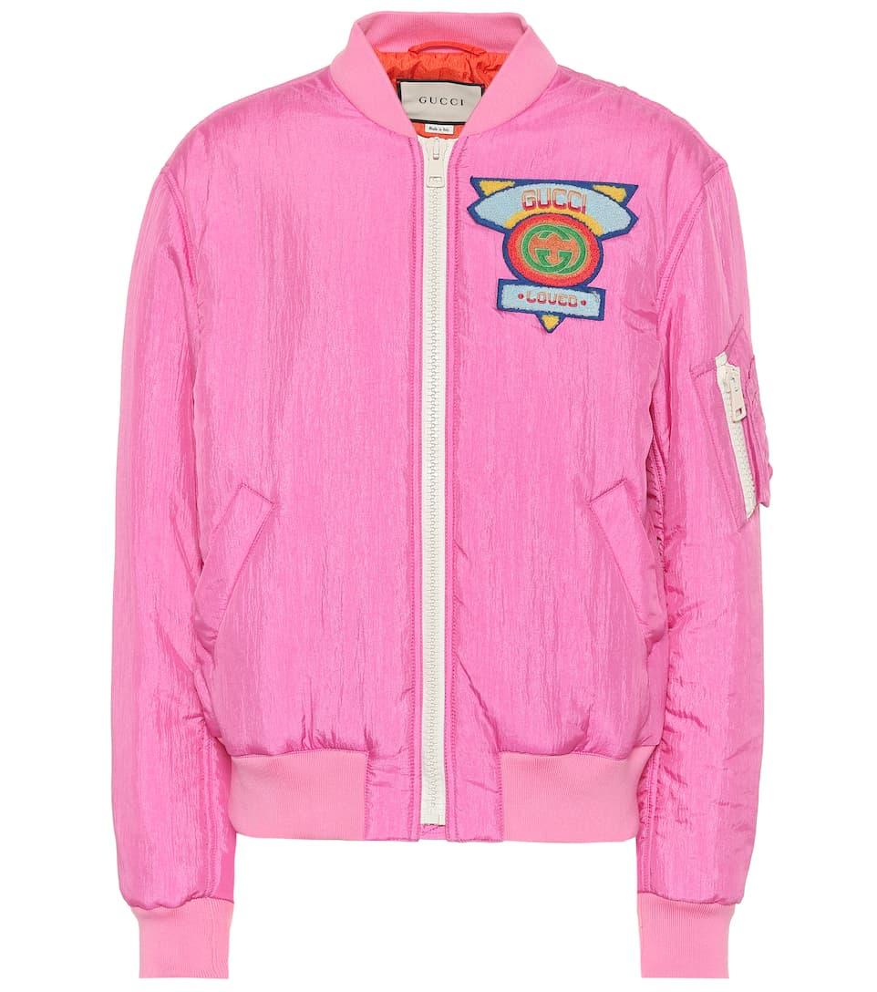 faaab02aa Bomber Jacket | Gucci - mytheresa.com