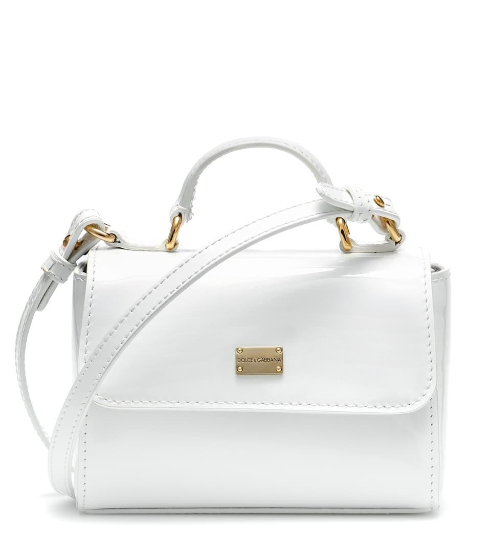Patent Leather Handbag - Dolce   Gabbana Kids  b5ee01de16c