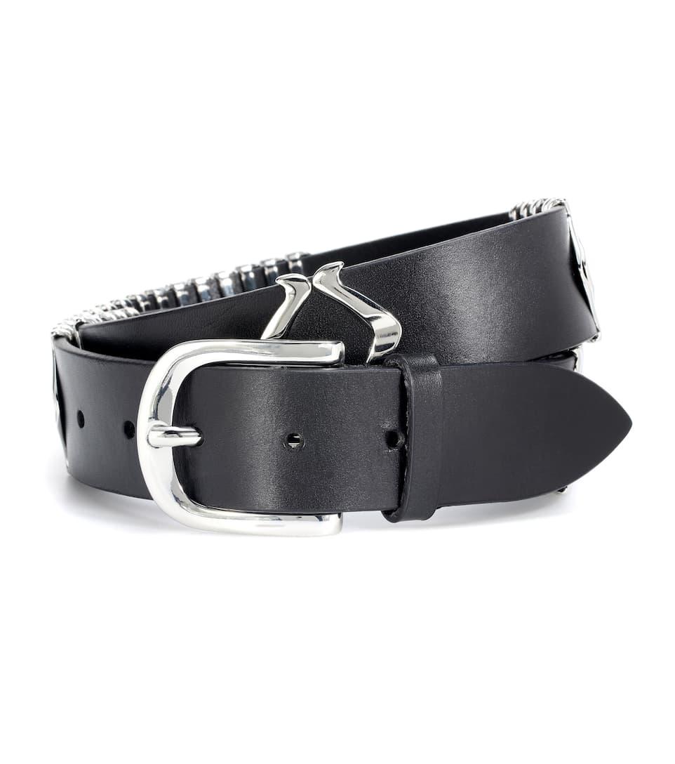 Tehora embellished leather belt Isabel Marant R6kxR3Mmn