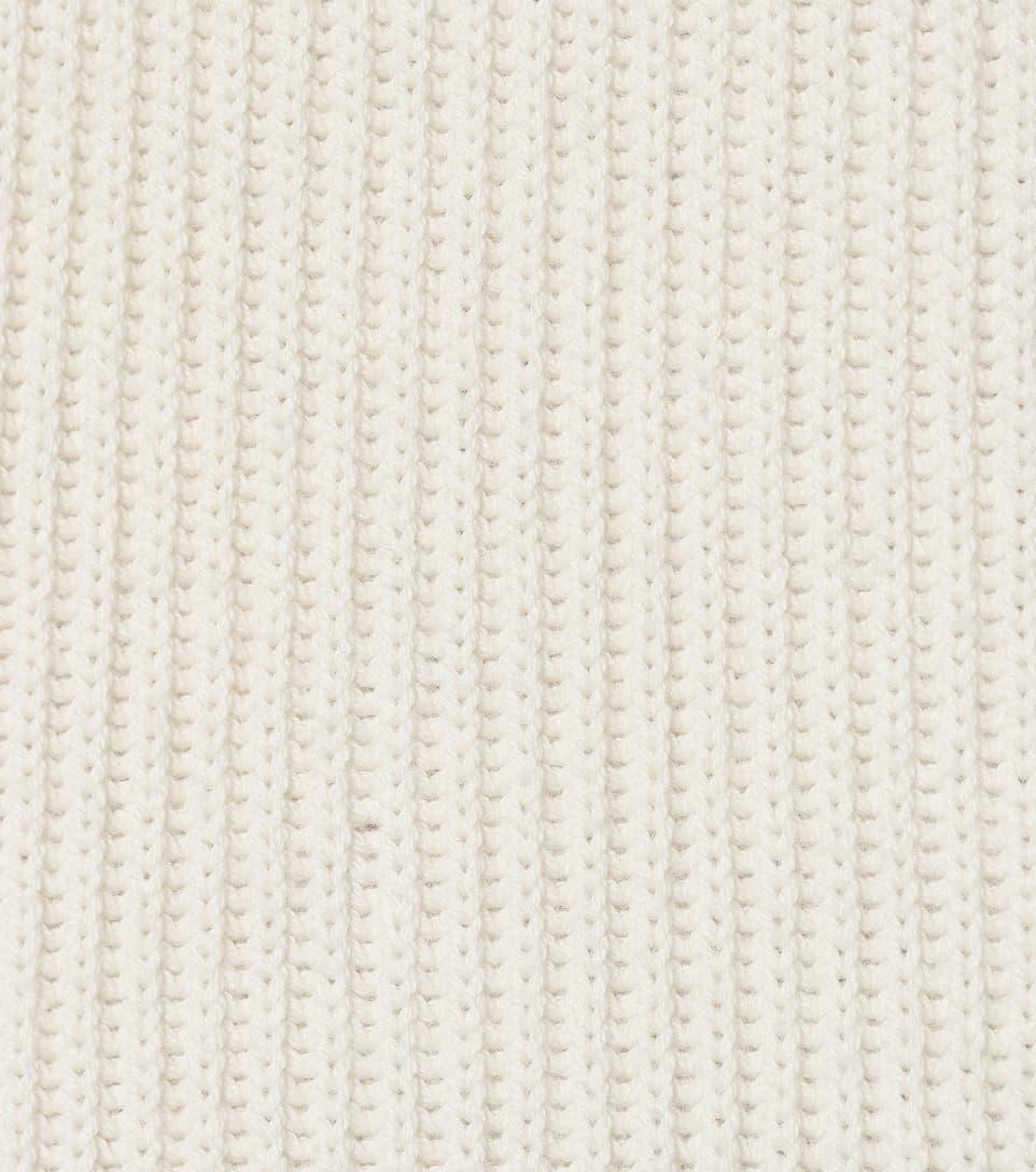 Joseph Strickpullover aus Wolle und Baumwolle