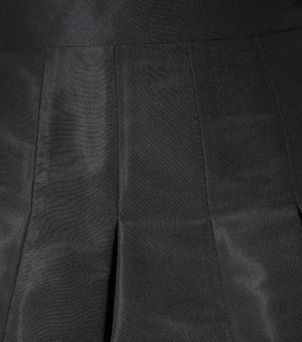 Oscar de la Renta - Robe en taffetas de soie Marque De Jeu Nouveau Unisexe Vente Footlocker Finishline lR3Pu1jjCr