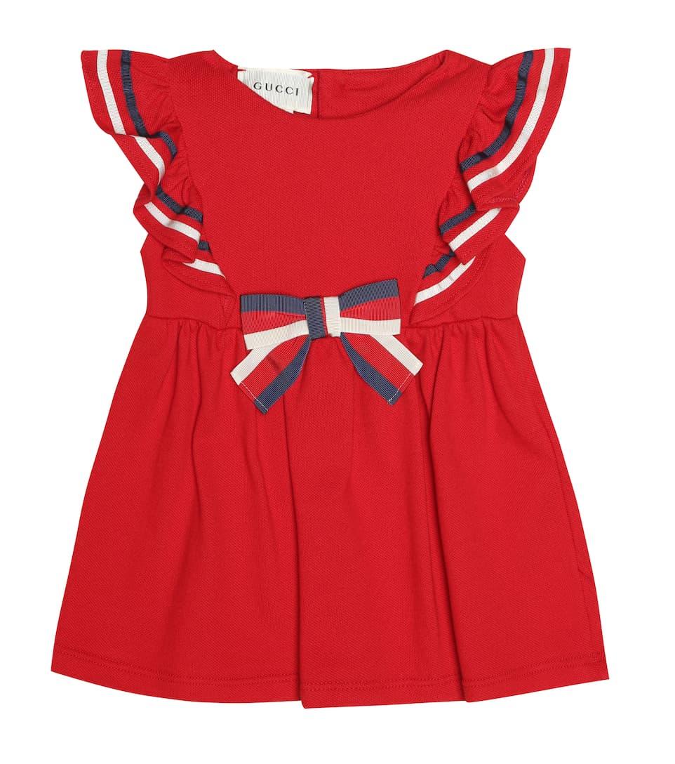 6dae9c919 Gucci Kids - فستان من القطن | Mytheresa