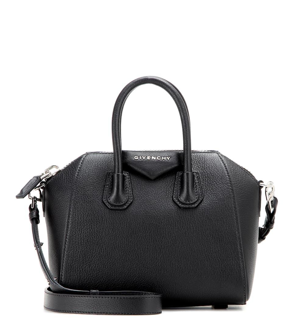Prix Livraison Gratuite Sac En Cuir Antigona Mini - Givenchy Remises Vente En Ligne Faible Coût De Réduction Jeu Des Achats En Ligne IzBvQHQ
