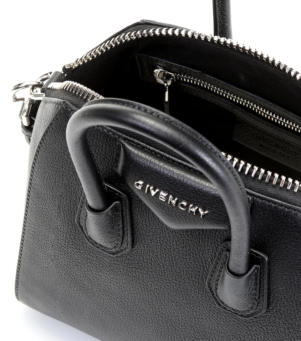 Givenchy Leather Bag Mini Antigona