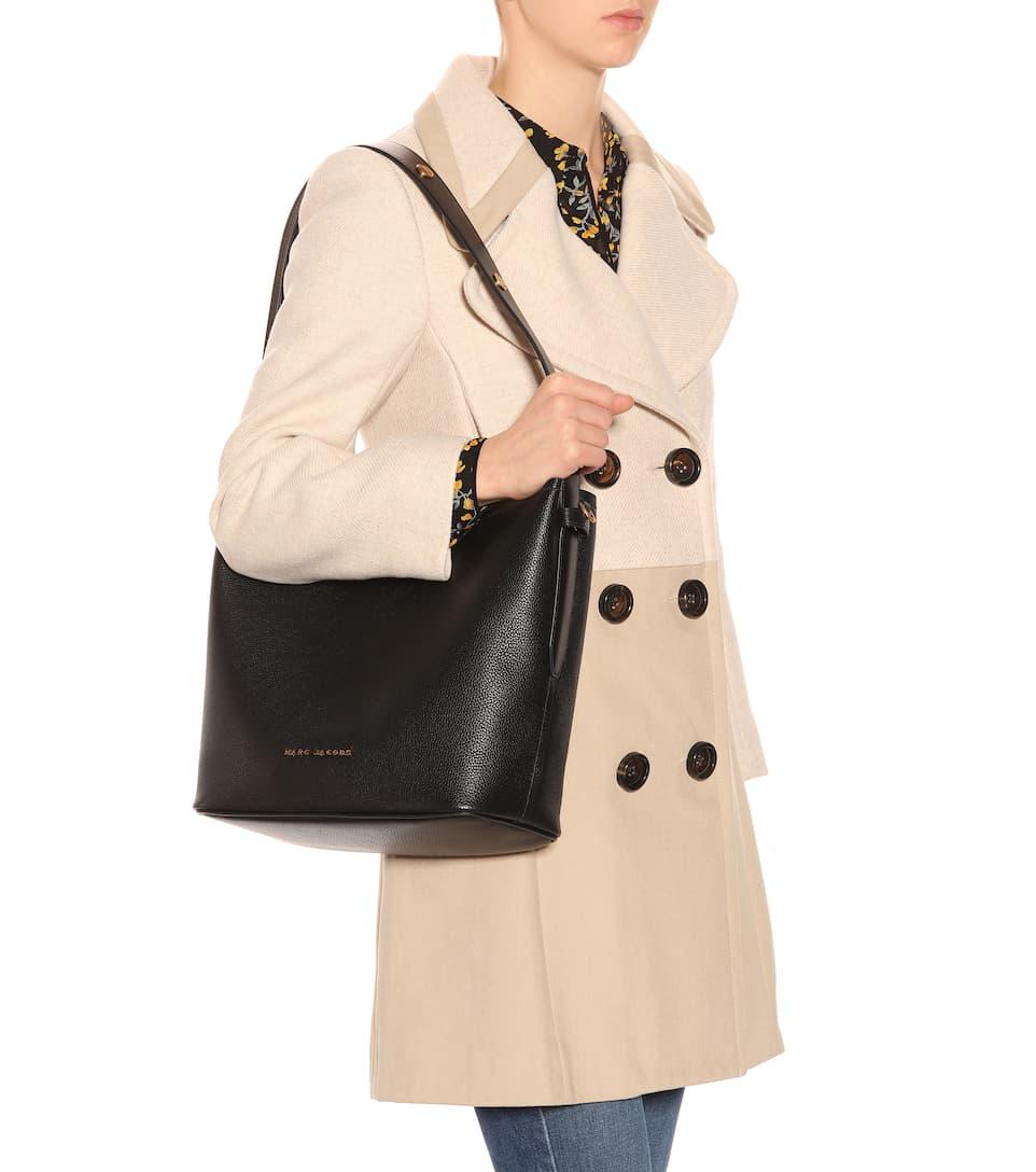 Marc Jacobs Shopper aus Leder