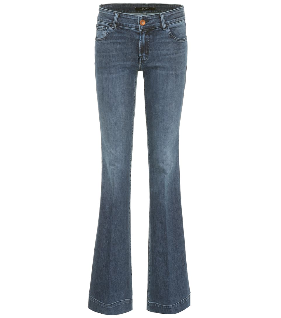 J Brand Flared Jeans Love Story