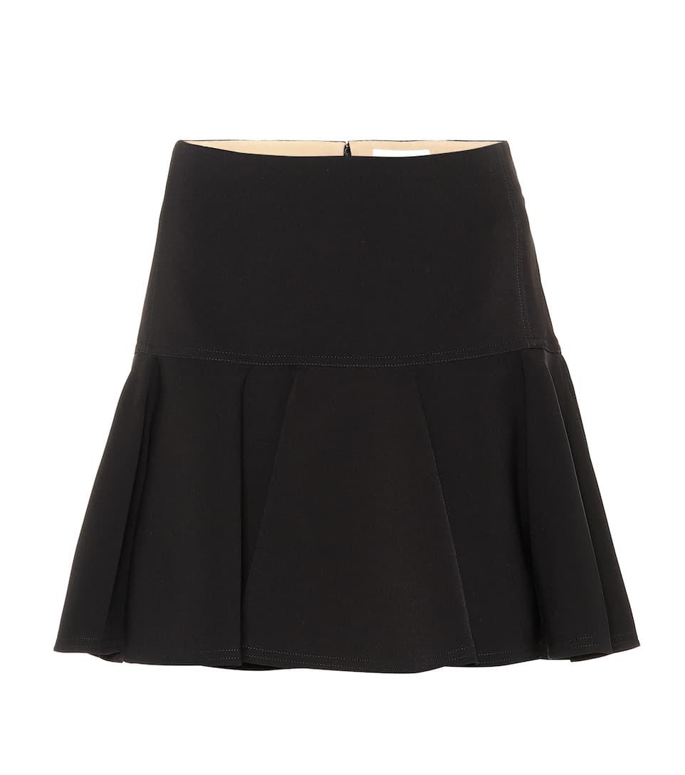 Flared Miniskirt by Chloé