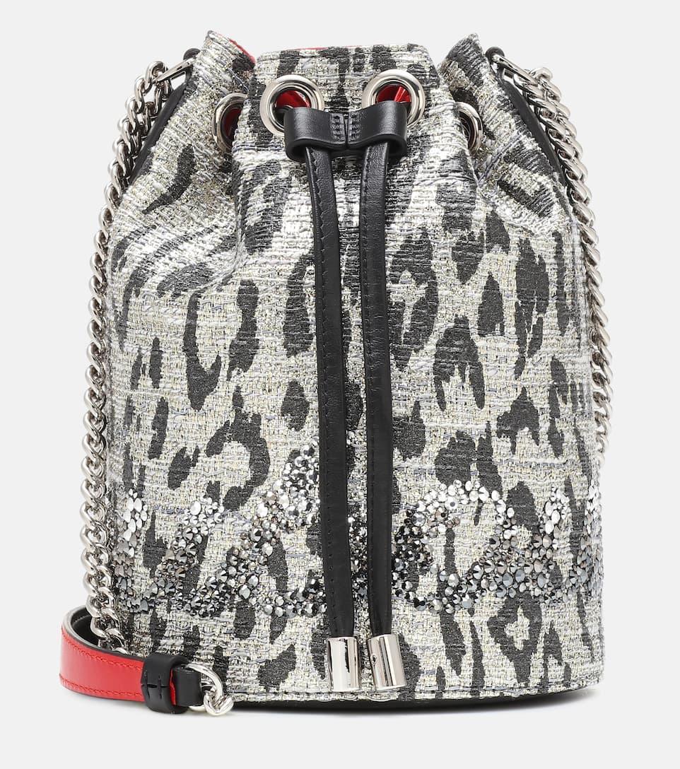 916efbba17a Marie Jane Metallic Bucket Bag | Christian Louboutin - Mytheresa