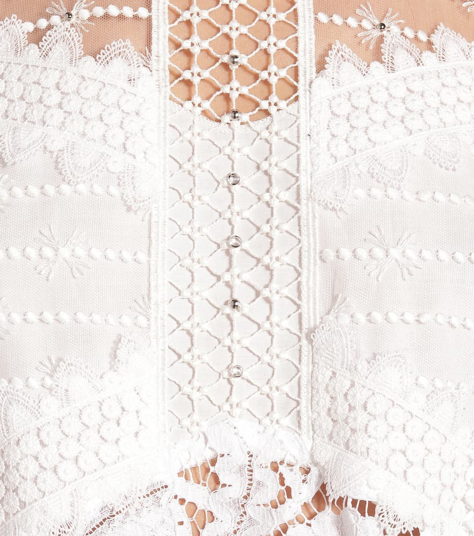 Isabel Marant - Tilly lace top