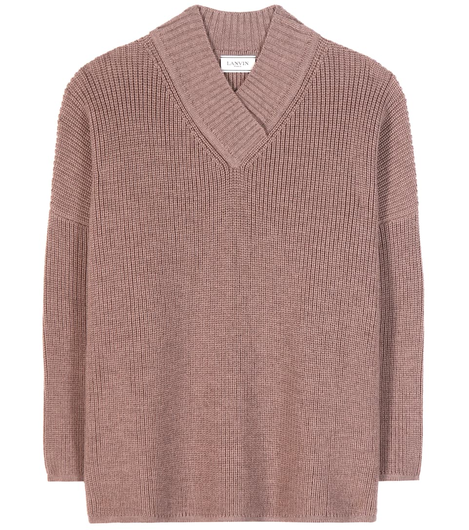 Lanvin Wool and yak sweater