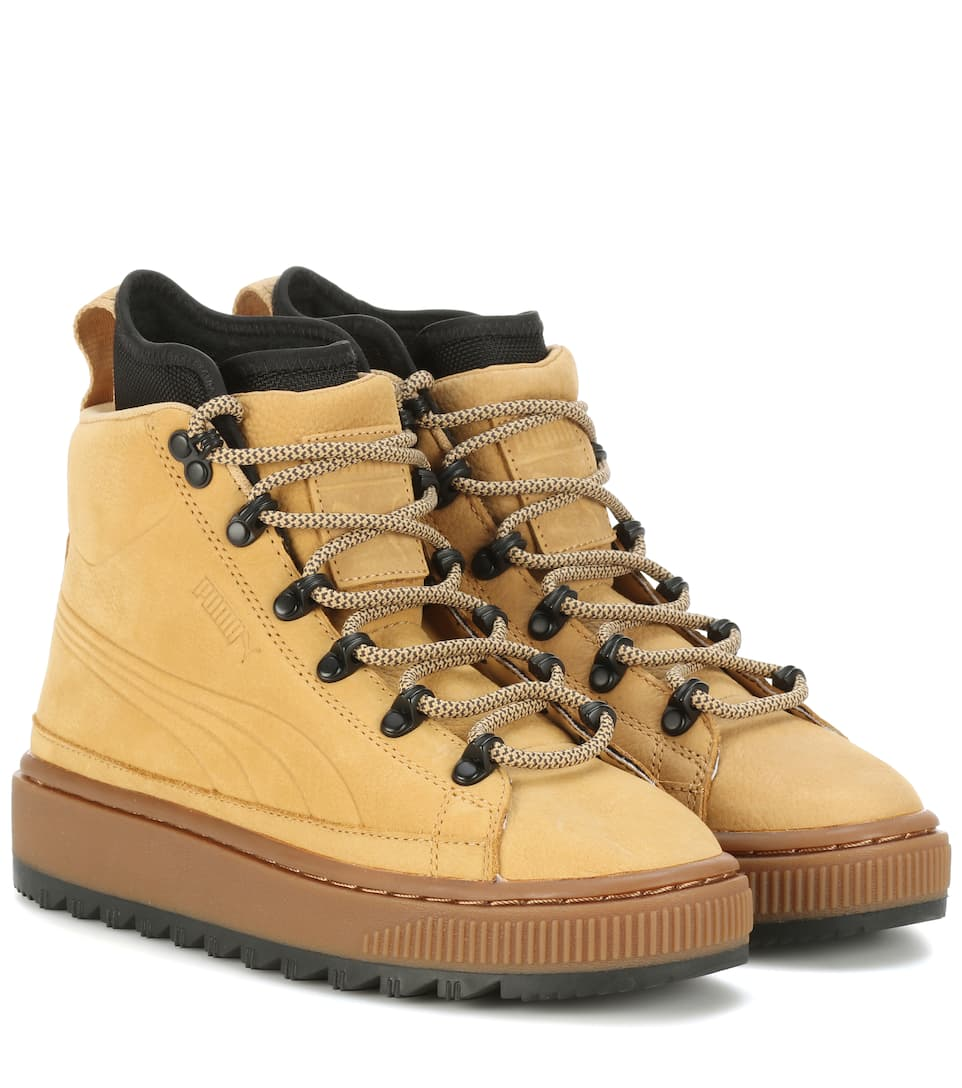 PUMA The Ren Leather Boot