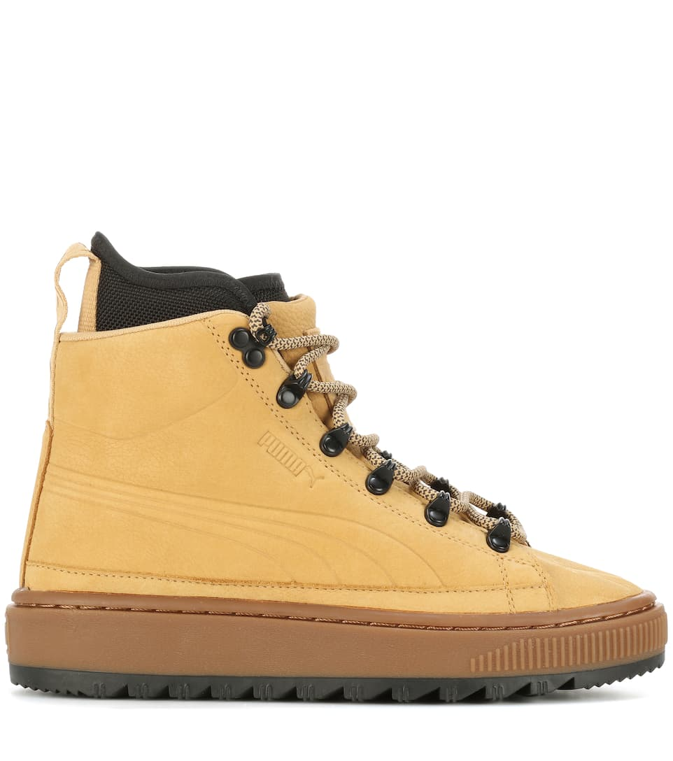 Puma Bottines en cuir The Ren