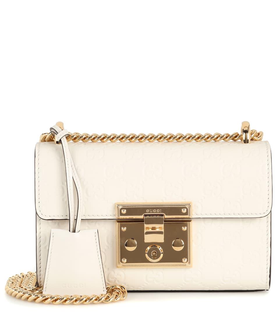3d98eeb8b83b Gucci - Padlock Small leather shoulder bag   mytheresa.com