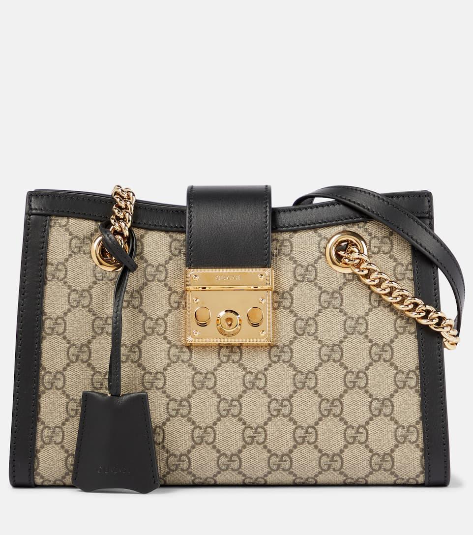 a61cab3b3a6 Padlock Gg Small Shoulder Bag - Gucci