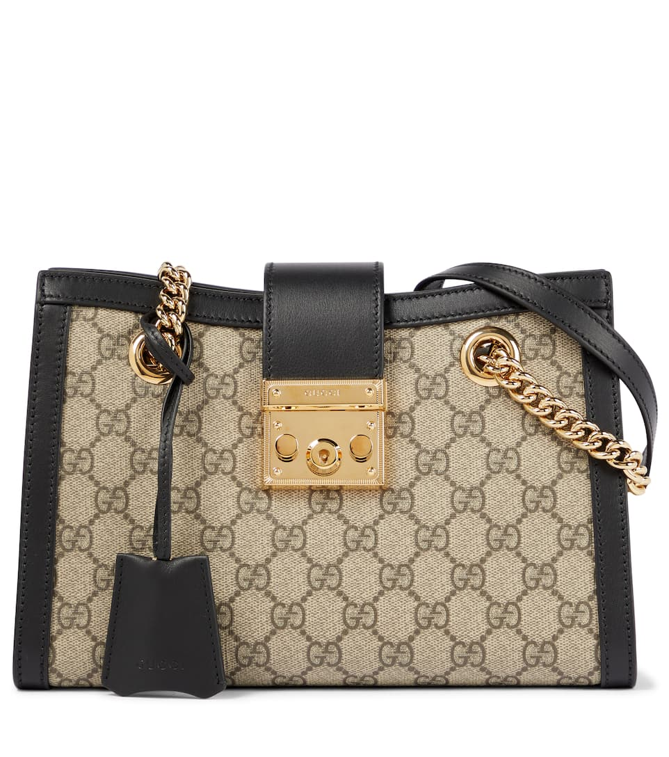 e2ce23c0c Padlock Gg Small Shoulder Bag - Gucci | mytheresa