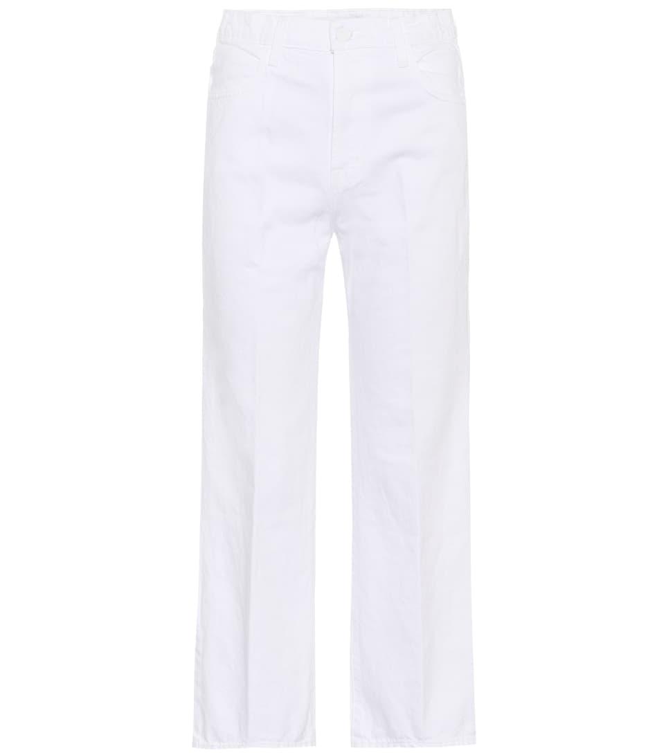 J Brand Cropped Jeans Joan