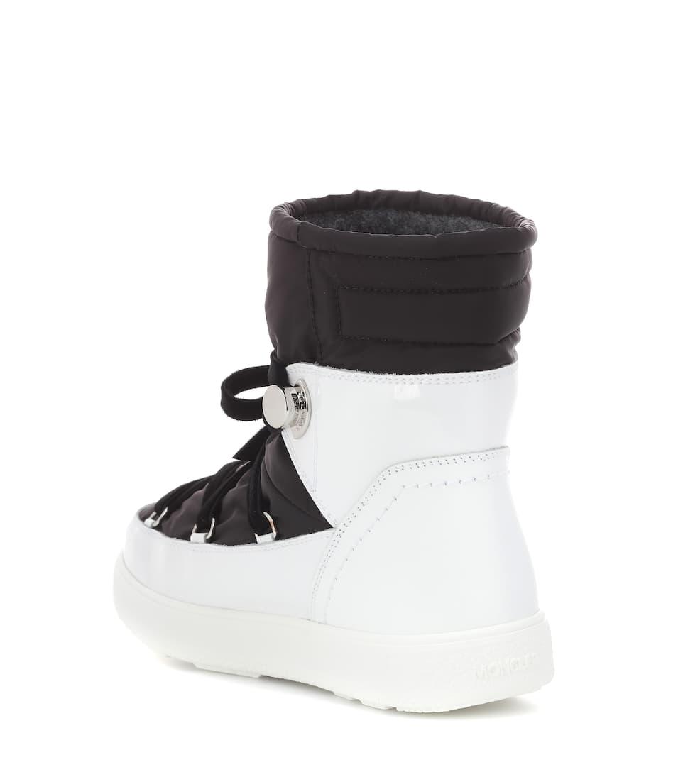 Boots Stephanie Art Leder nrnbsp;p00337063 Ankle MonclerMytheresa Mit oWxrdeCB
