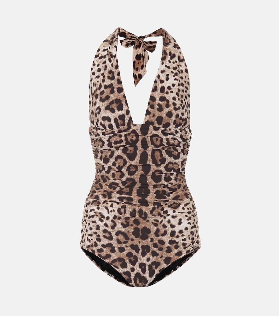 Nu Imprimé Gabbana Maillot Dos De Dolceamp; Bain RLAc35jq4