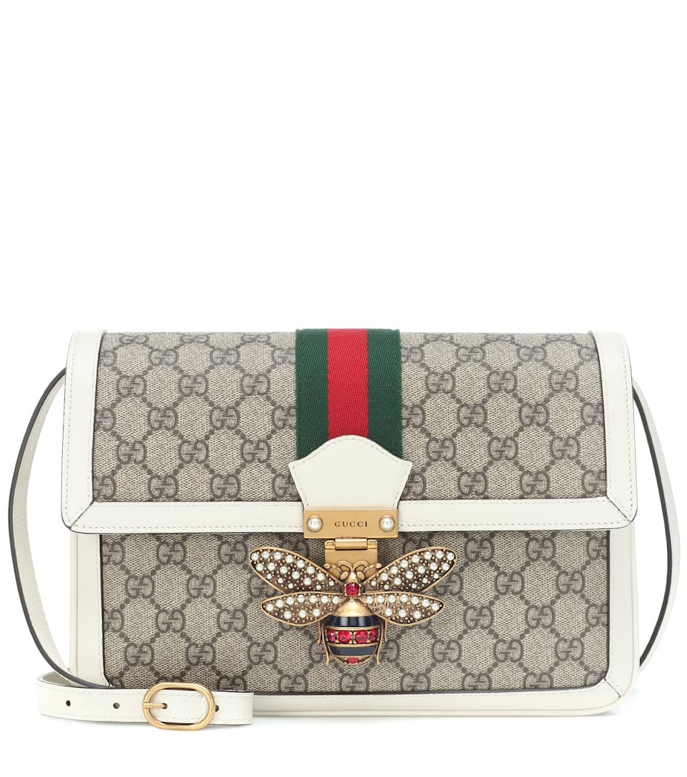 613b28690461 Gucci - Queen Margaret GG Supreme Medium shoulder bag | Mytheresa