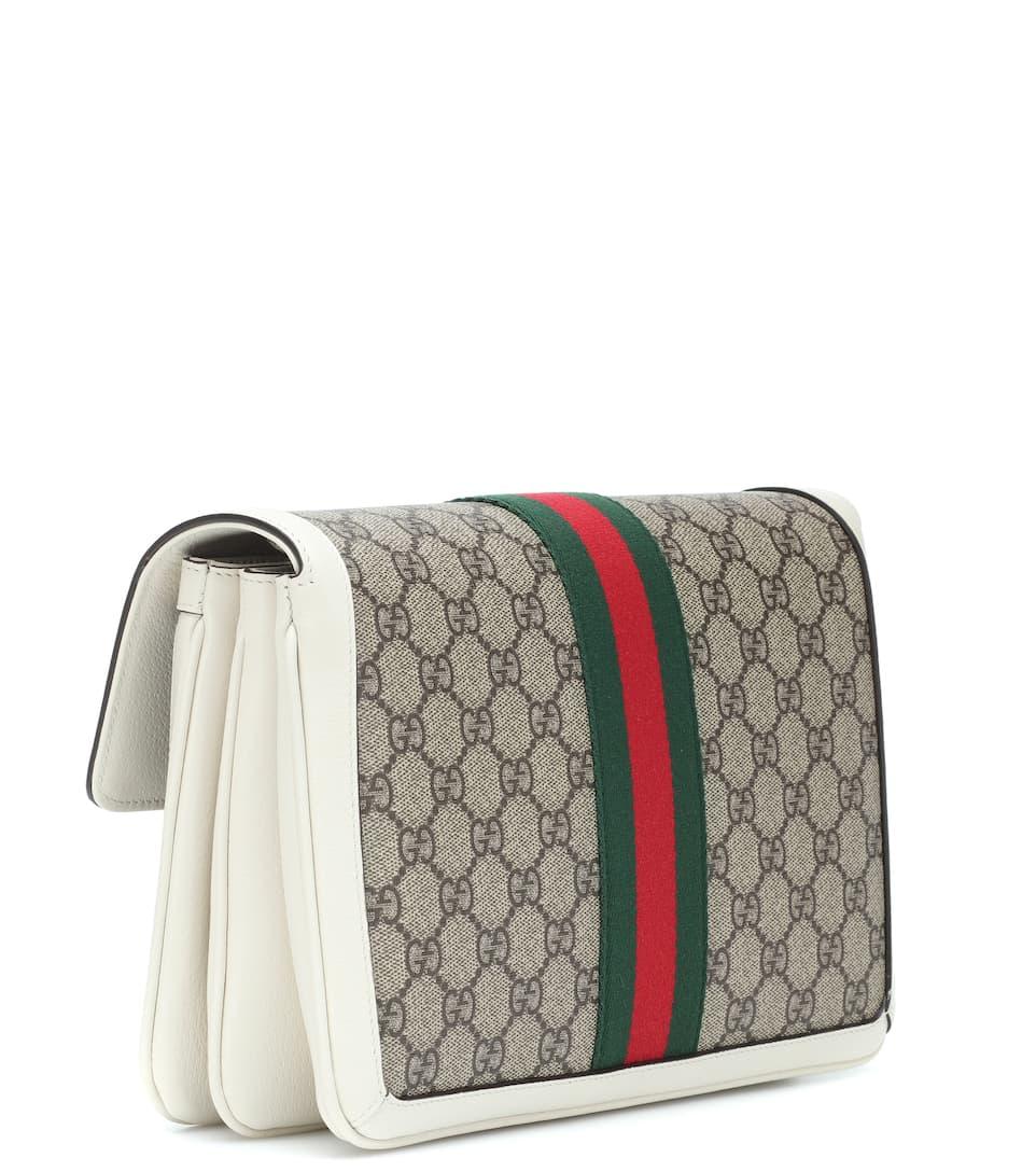 7ce611412111 Gucci - Queen Margaret GG Supreme Medium shoulder bag   Mytheresa