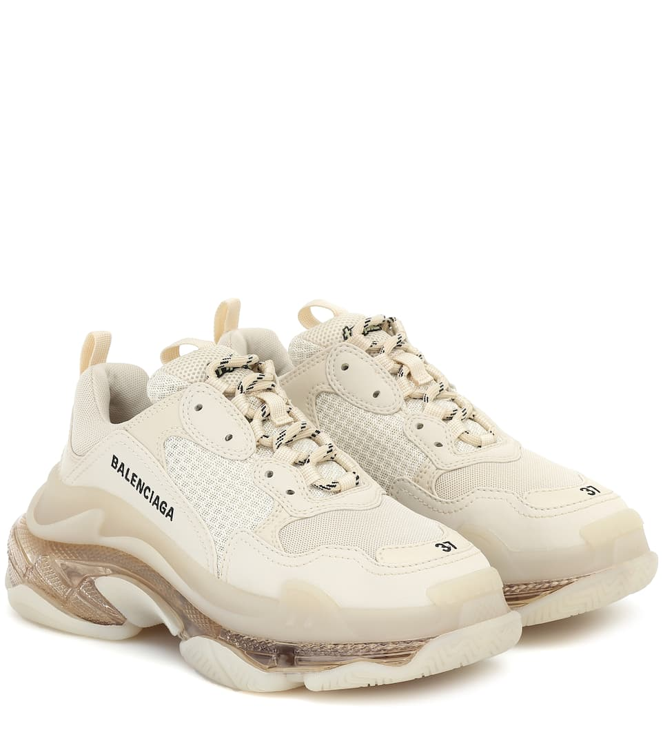 Triple S Sneakers - Balenciaga | Mytheresa