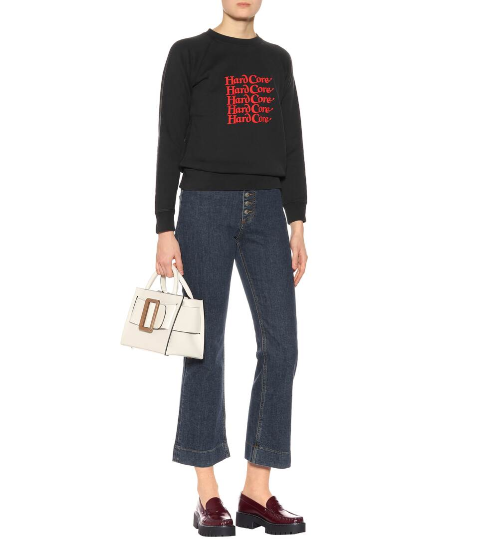 AlexaChung Cropped-Jeans Corsica