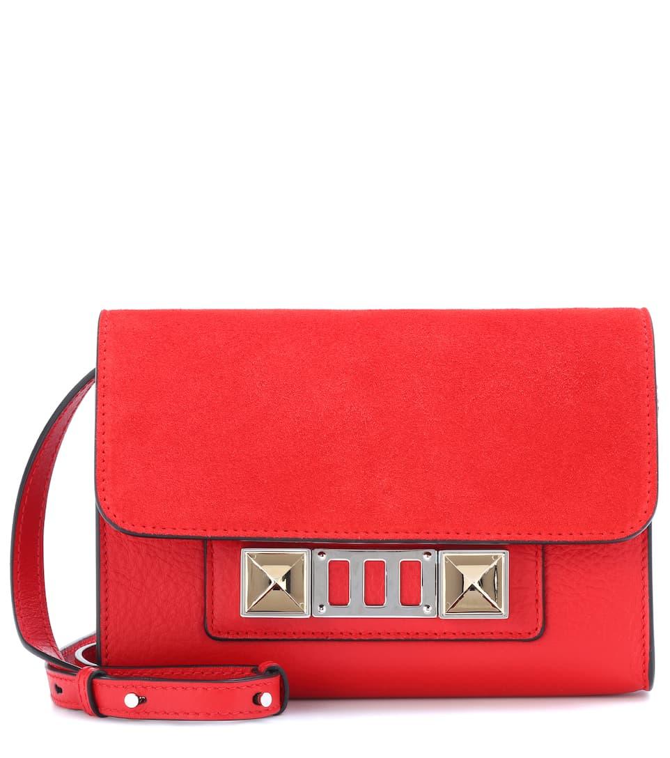 Proenza Schouler Tasche PS11 Mini Classic aus Leder Bilder vaP1Xfir