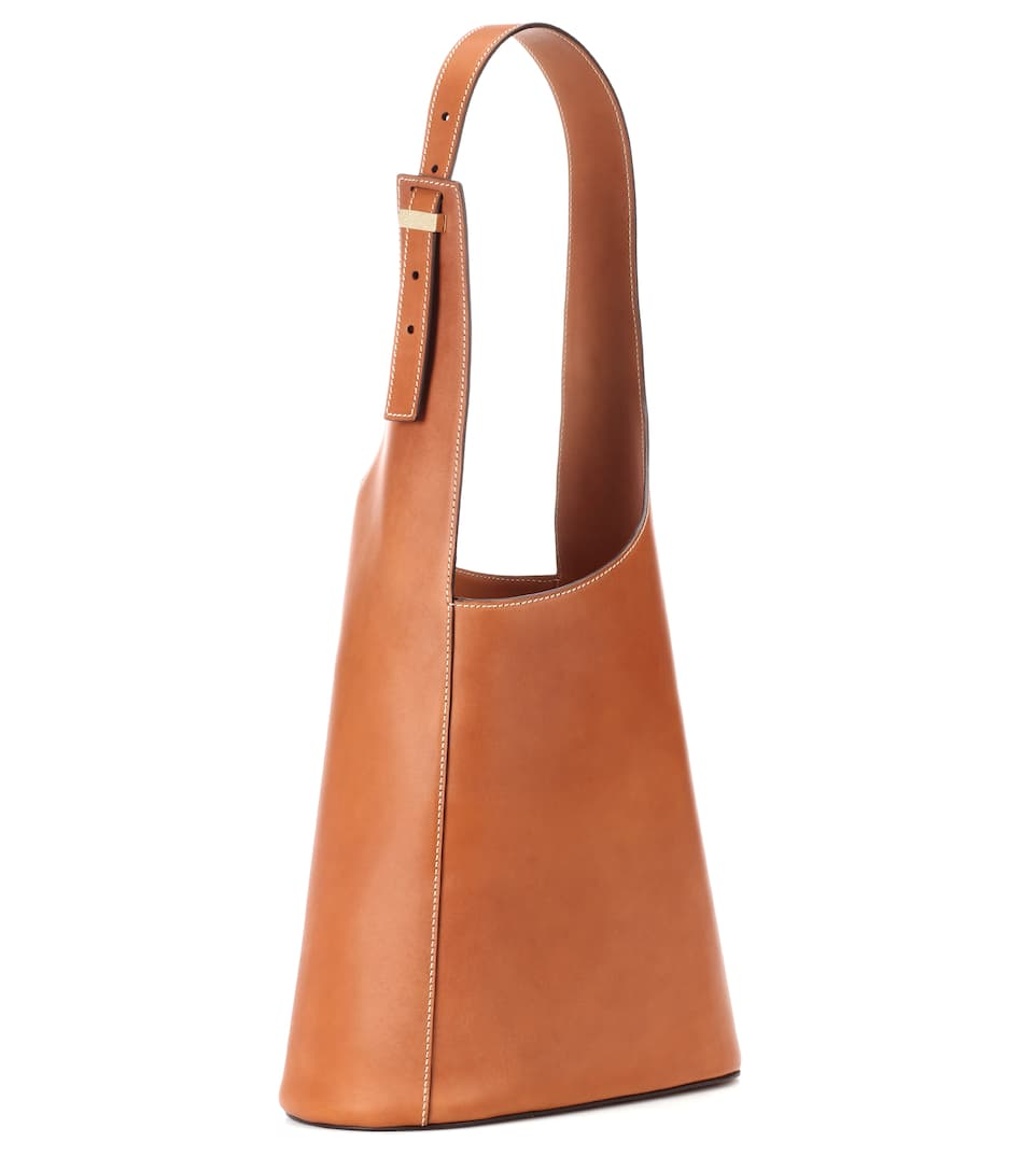 Victoria Beckham Bucket-bag Of Leather