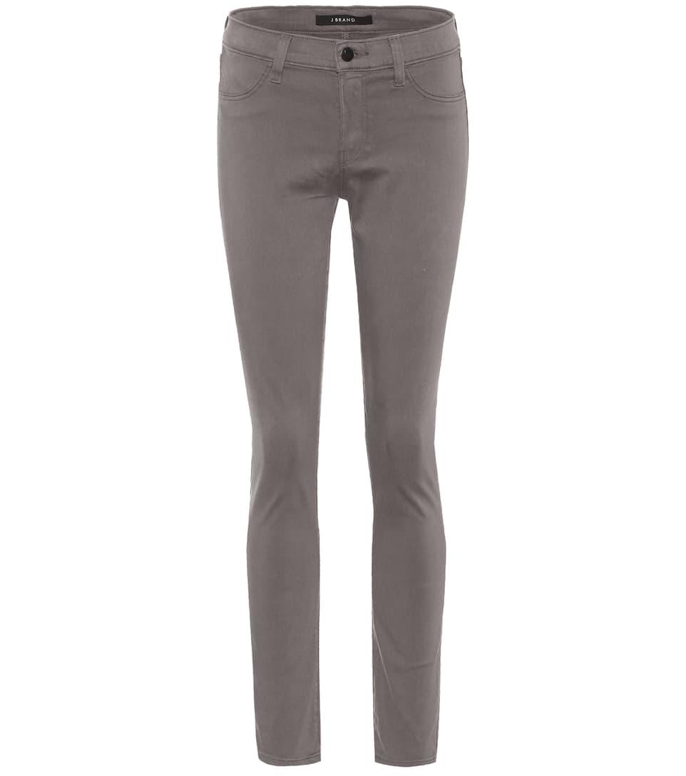 J Brand Skinny Jeans Mid-Rise Super Skinny Spielraum Top-Qualität Günstig Kaufen Manchester Großen Verkauf Steckdose Neue Stile Verkauf Wahl Fachlich GZ8mkgu6