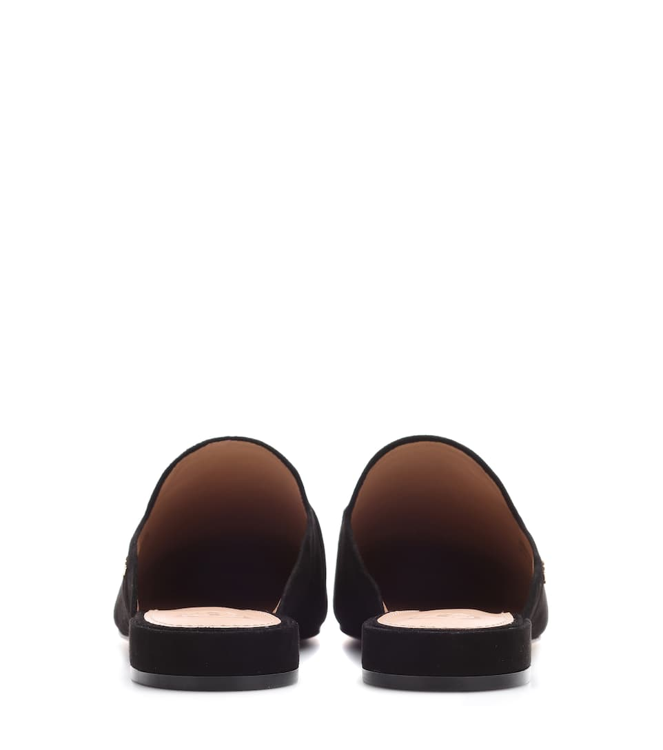 Tory Burch Slippers Carlotta From Suede
