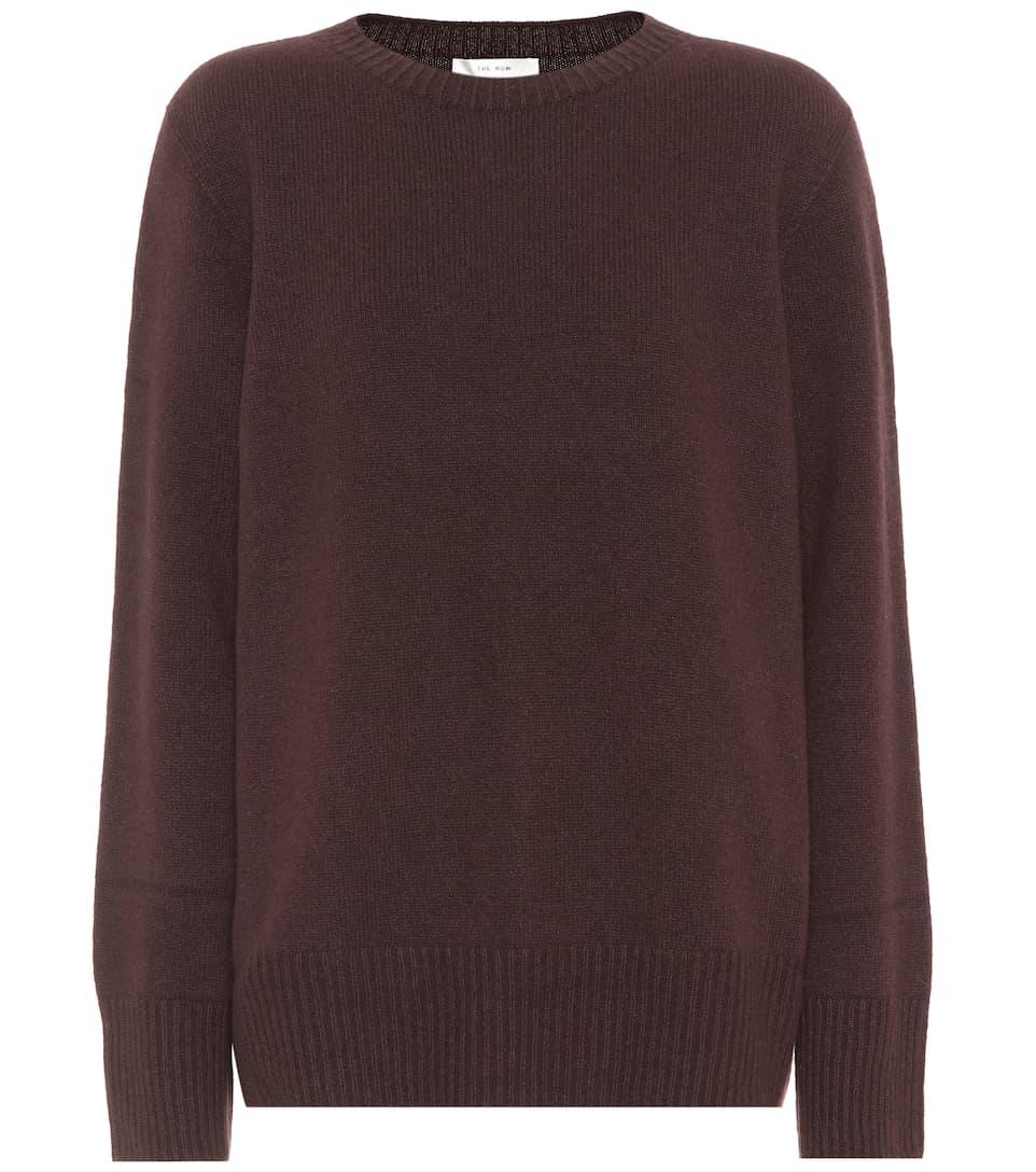 The Row Pullover Sibel aus Wolle und Cashmere