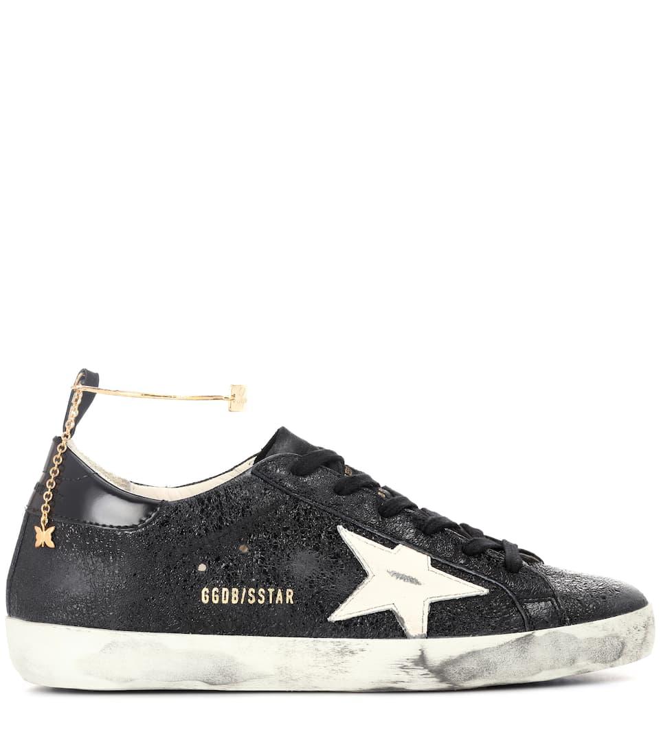 Extrem Verkauf Online Golden Goose Deluxe Brand Sneakers Superstar aus Leder Hohe Qualität Zu Verkaufen Billig Perfekt Großer Verkauf nPZkWIg