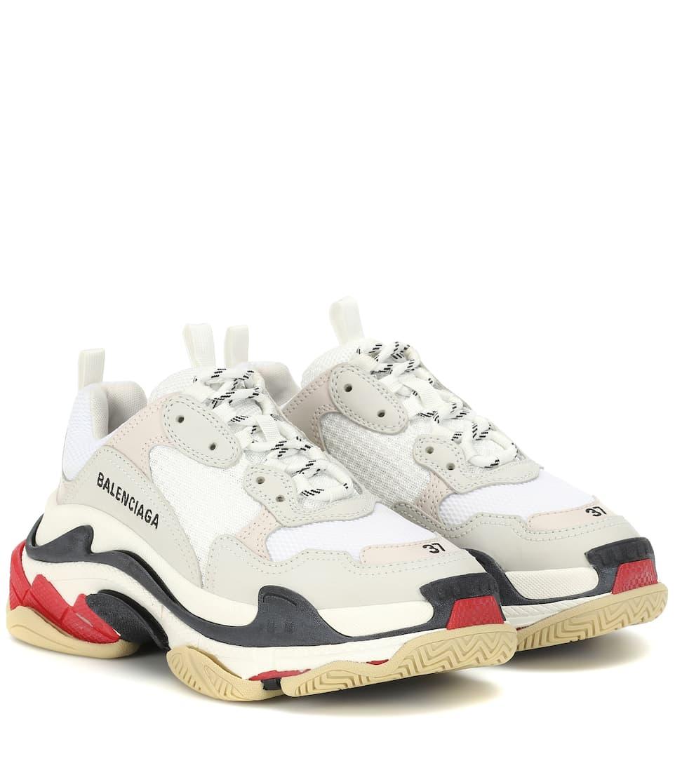 Triple S Sneakers   Balenciaga - Mytheresa