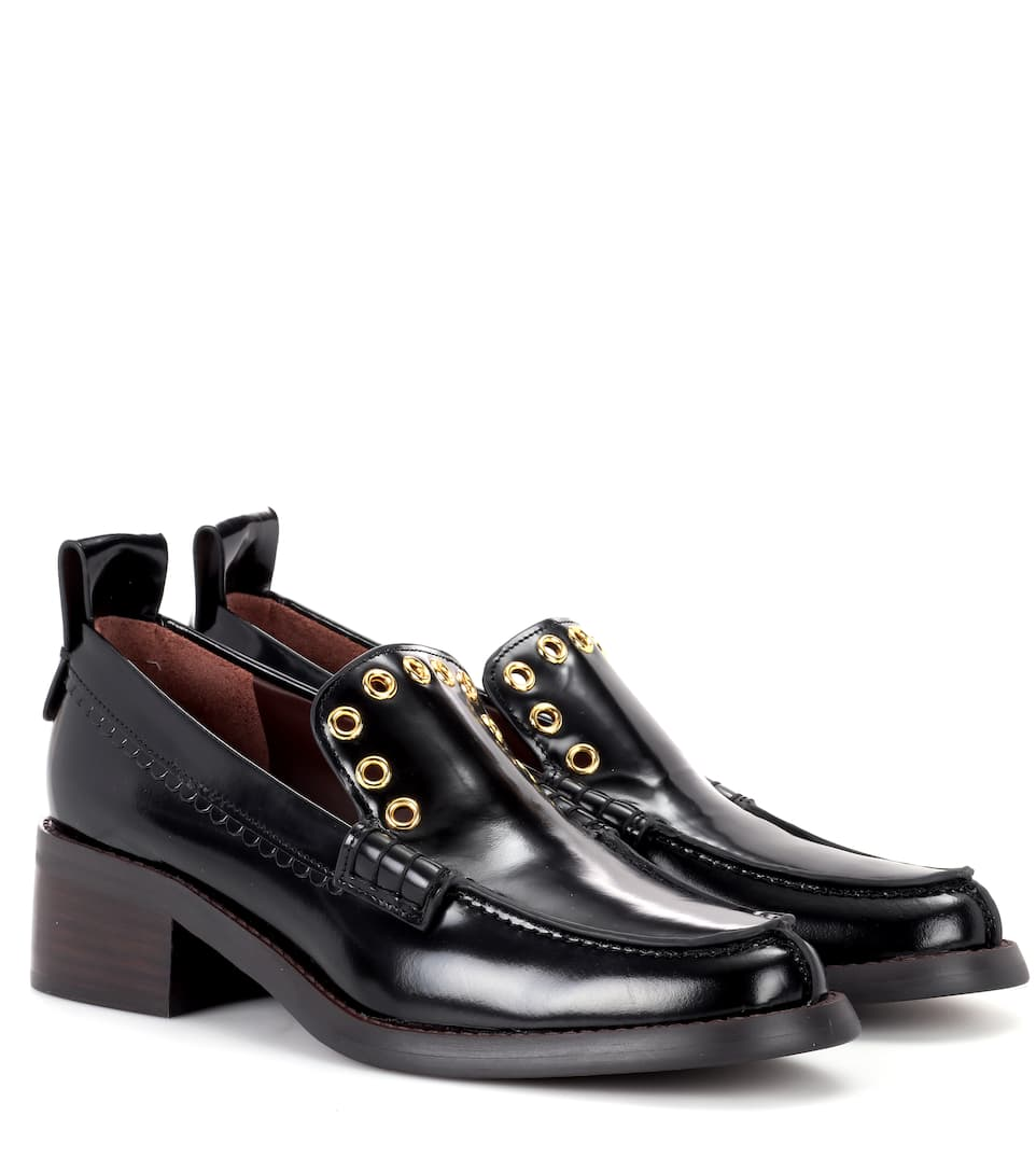 See By Chloé Loafers Nora aus Leder