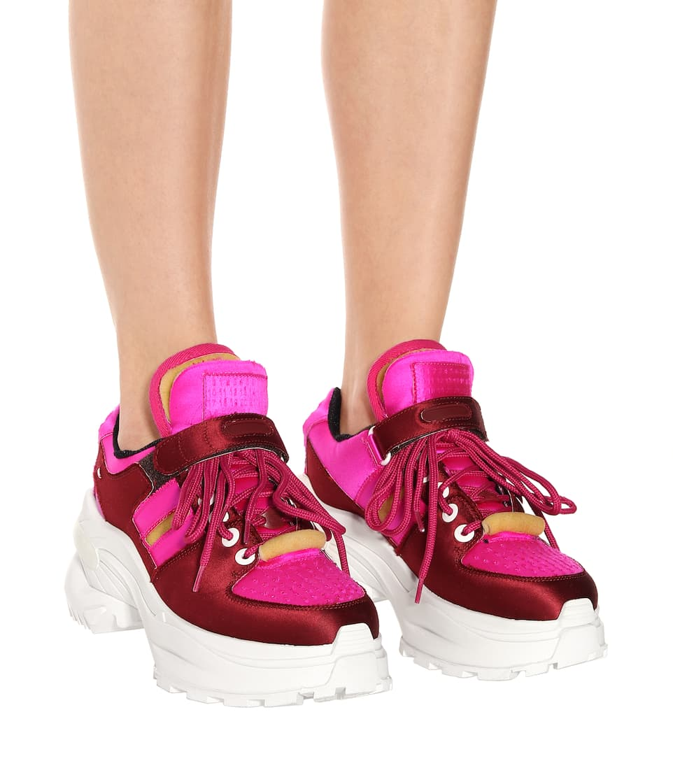 Margiela In Retro Raso Fit Maison Sneakers Rq5j4cA3L