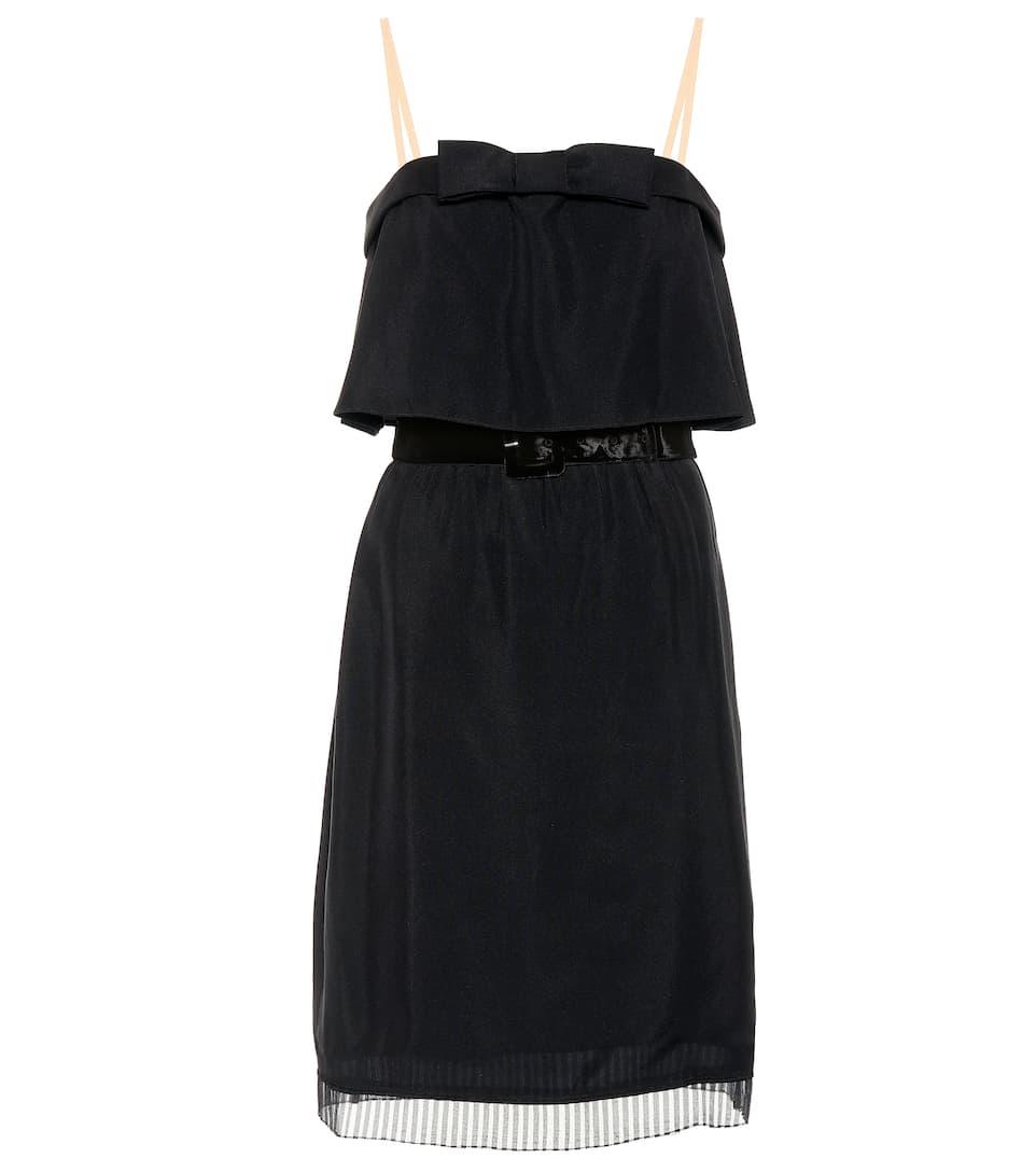 Marc Jacobs Minikleid aus Seide