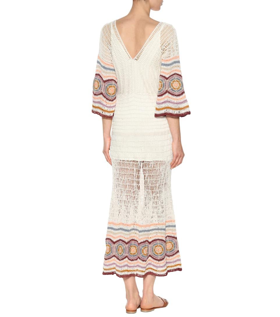 Carly cotton dress Anna Kosturova ded70PeDO