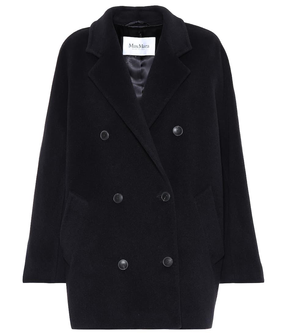 a2909330ea57b Max Mara - Gastone wool coat