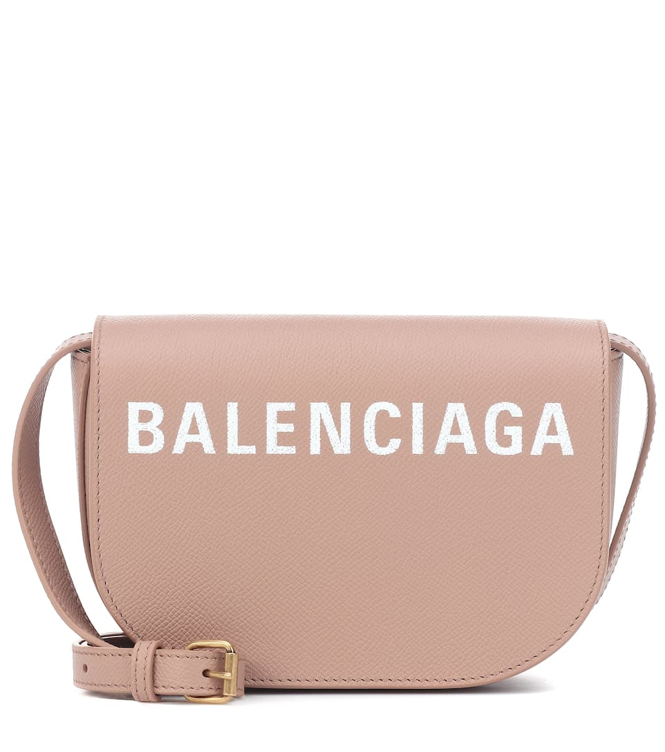 e49337688f Ville Day Xs Leather Shoulder Bag | Balenciaga - mytheresa.com