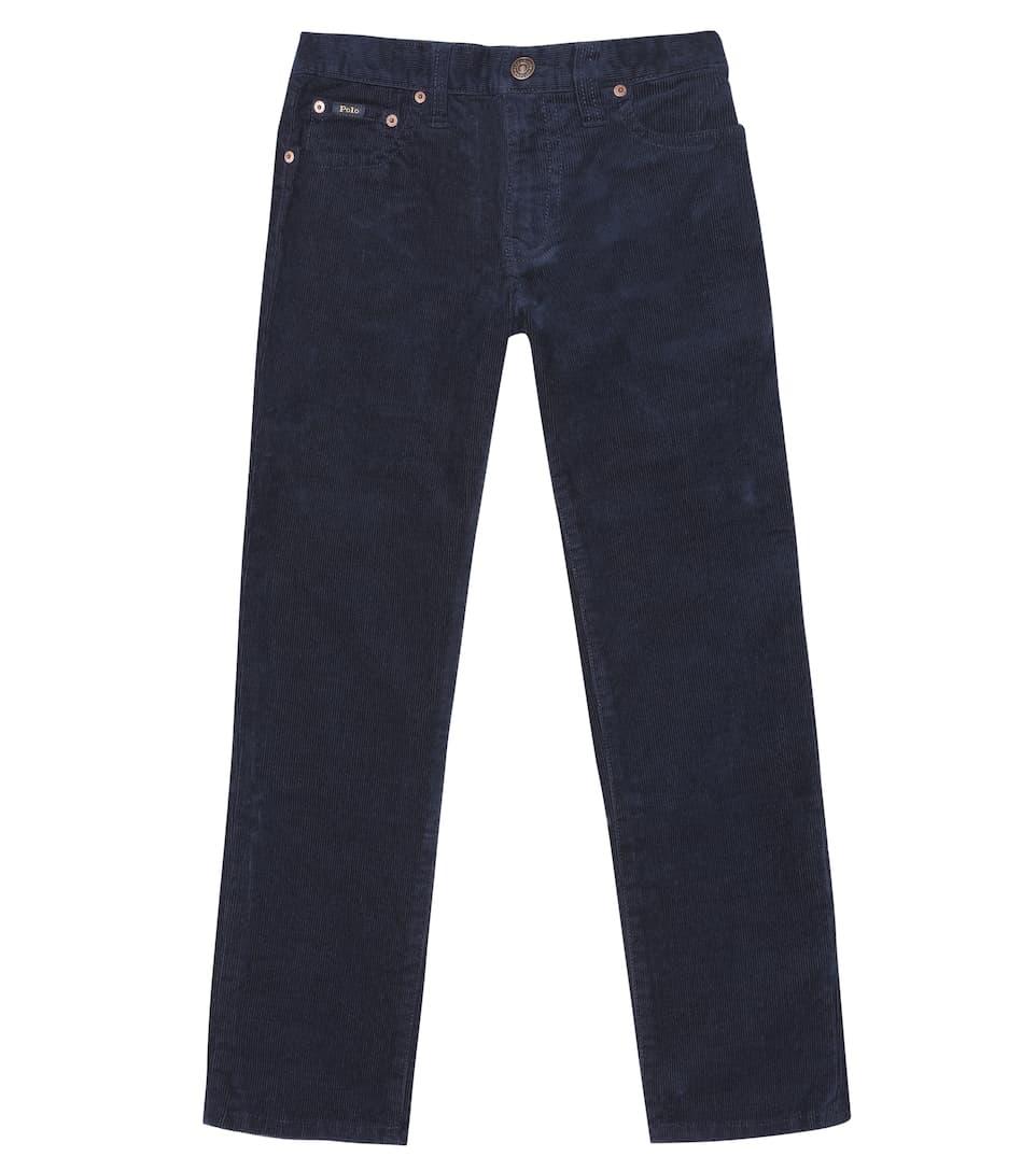 0fca85ec Polo Ralph Lauren Kids - Stretch-cotton corduroy pants   Mytheresa