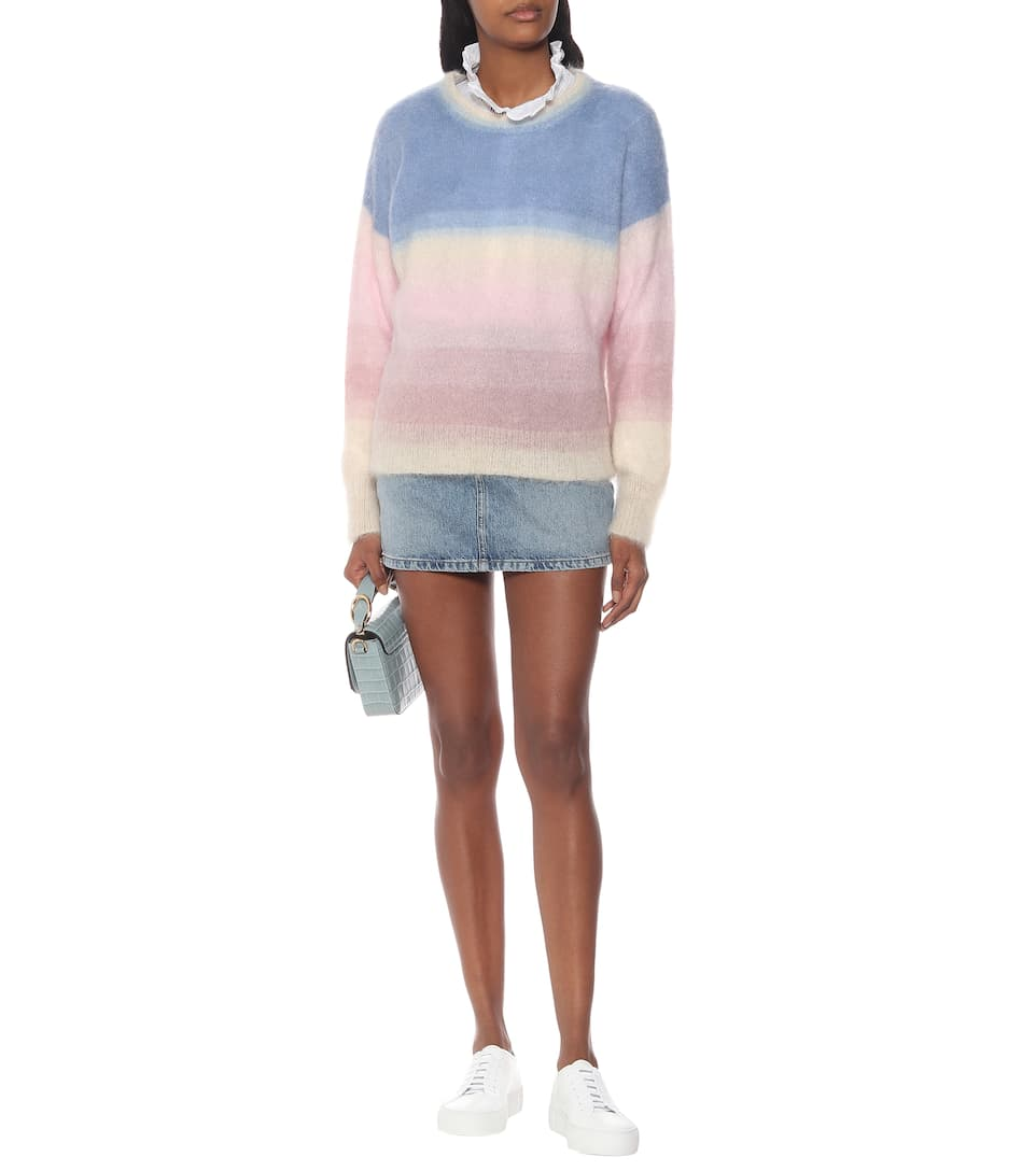 Isabel Marant, Étoile - Drussell mohair-blend sweater