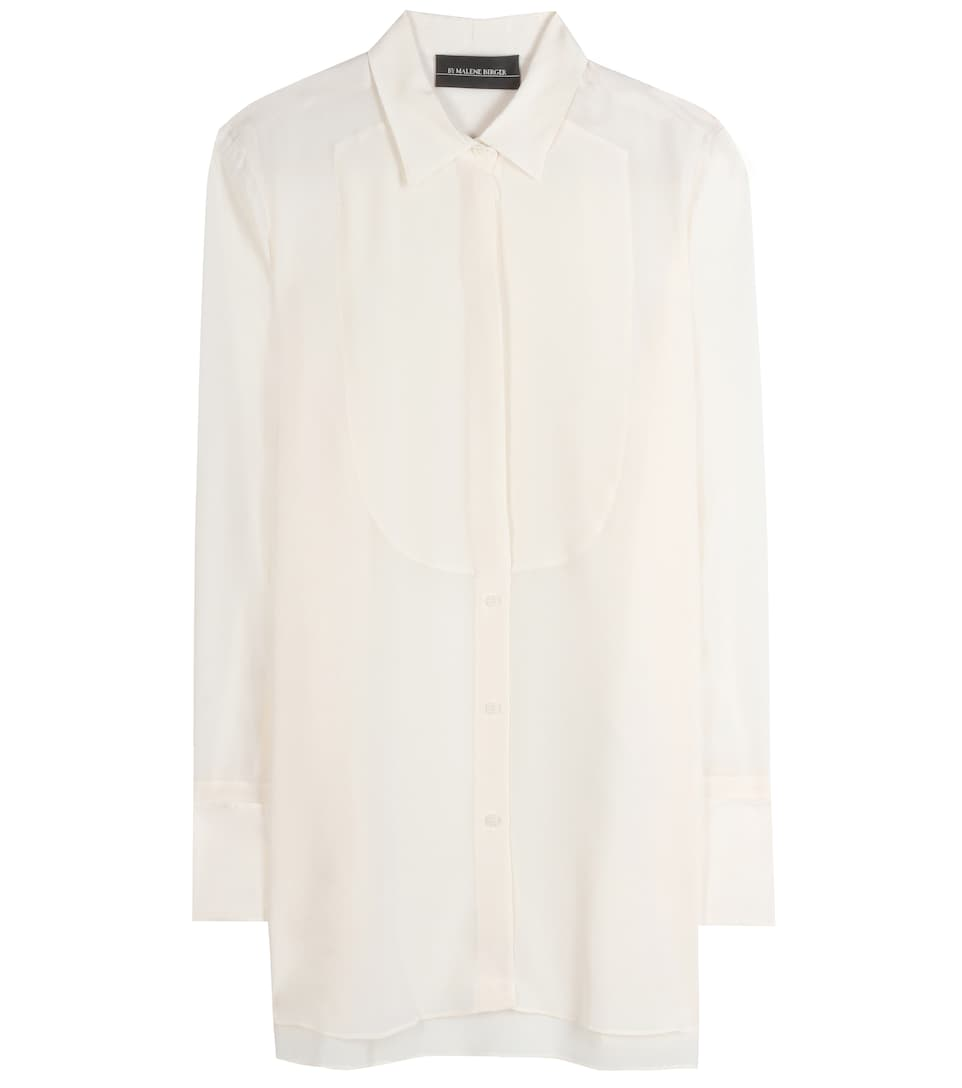 2834d0980c0ad7 By Malene Birger - Silk shirt