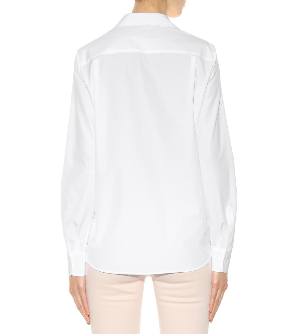Loro Piana Bluse Ashley aus Baumwolle