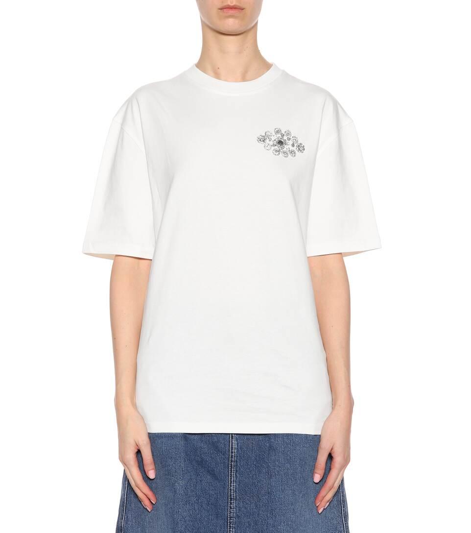 McQ Alexander McQueen Verziertes T-Shirt