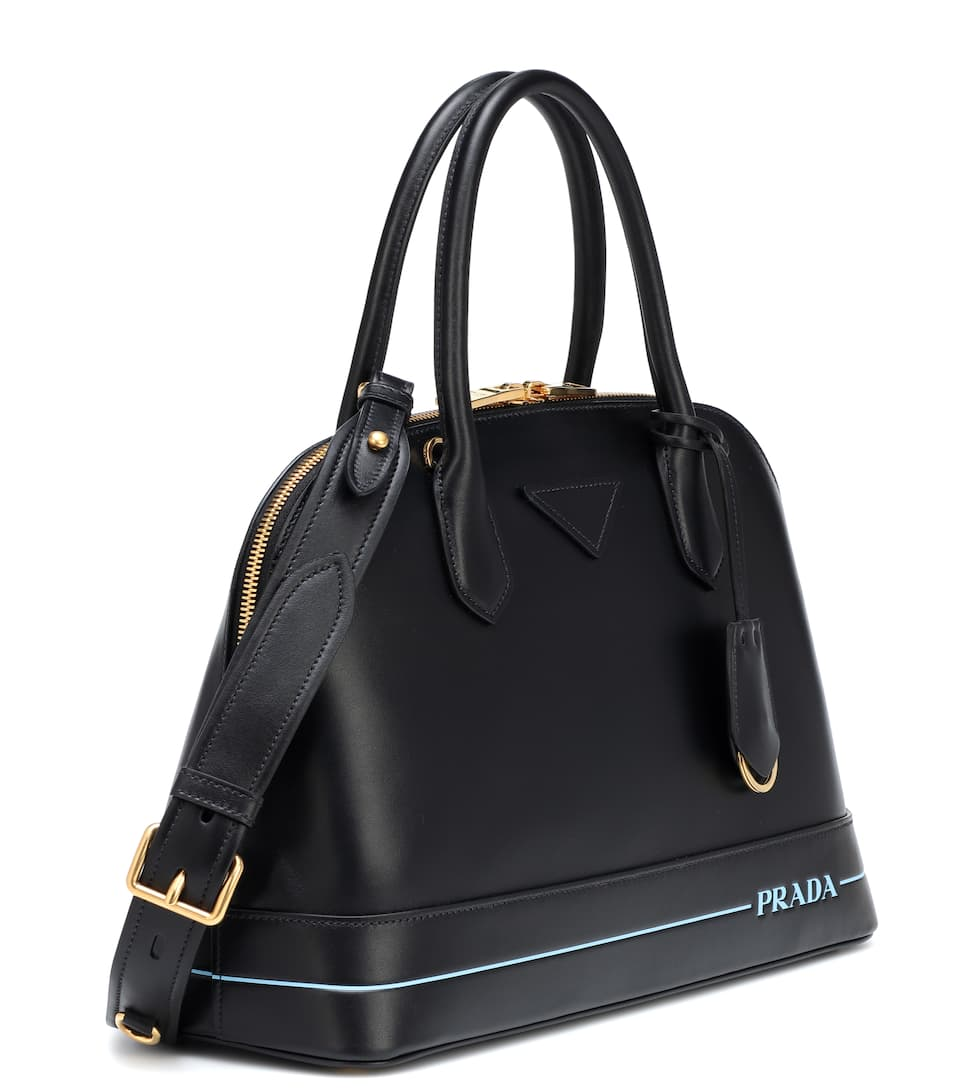 380f44a109 Mirage Leather Shoulder Bag - Prada