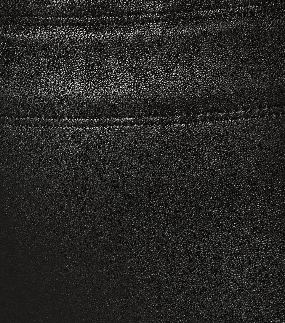 Stouls - Carolyn leather leggings