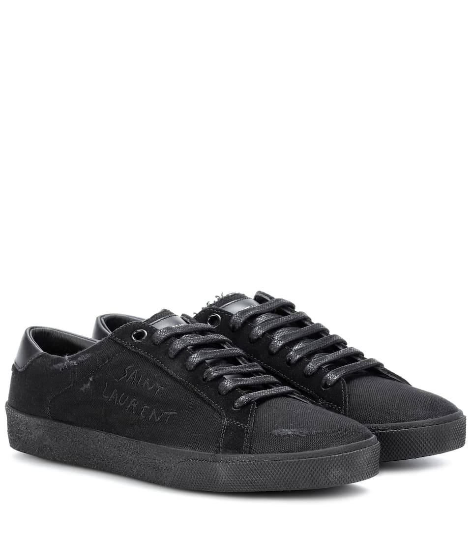 Saint Laurent Sneakers Court Classic SL/06