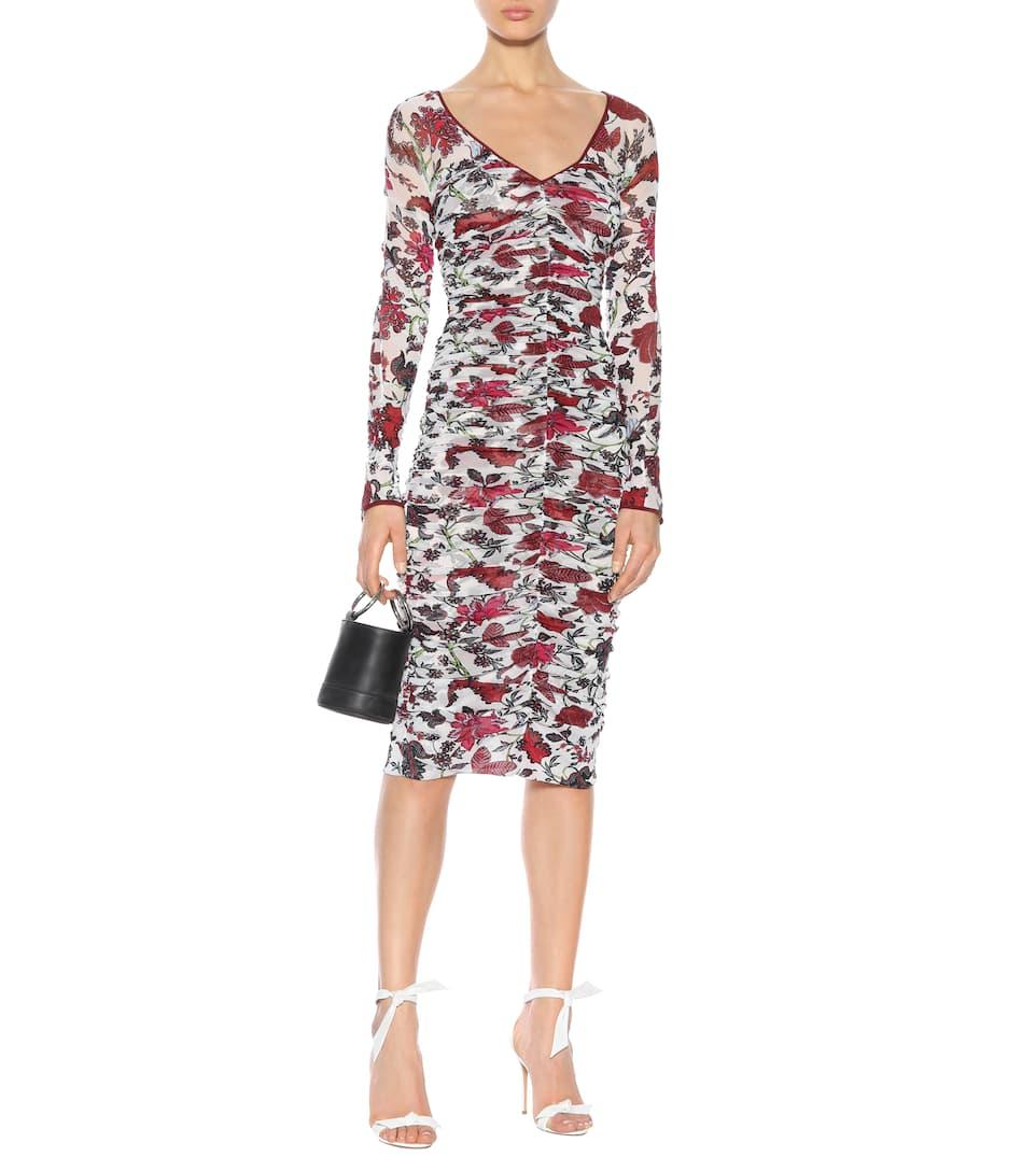 Diane von Furstenberg Bedrucktes Kleid