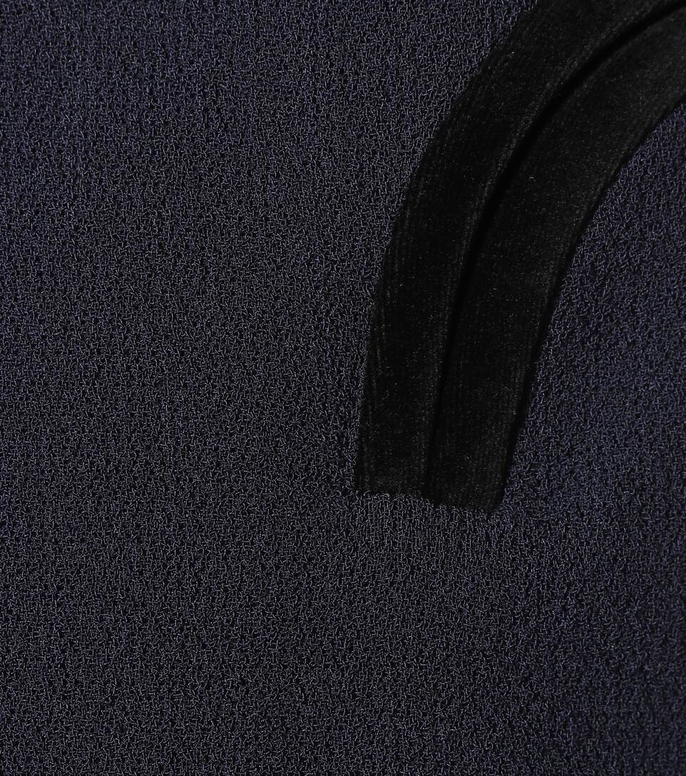 Blazé Milano Blazer Essentials aus Woll-Crêpe Billig 2018 Tnx4t6j2