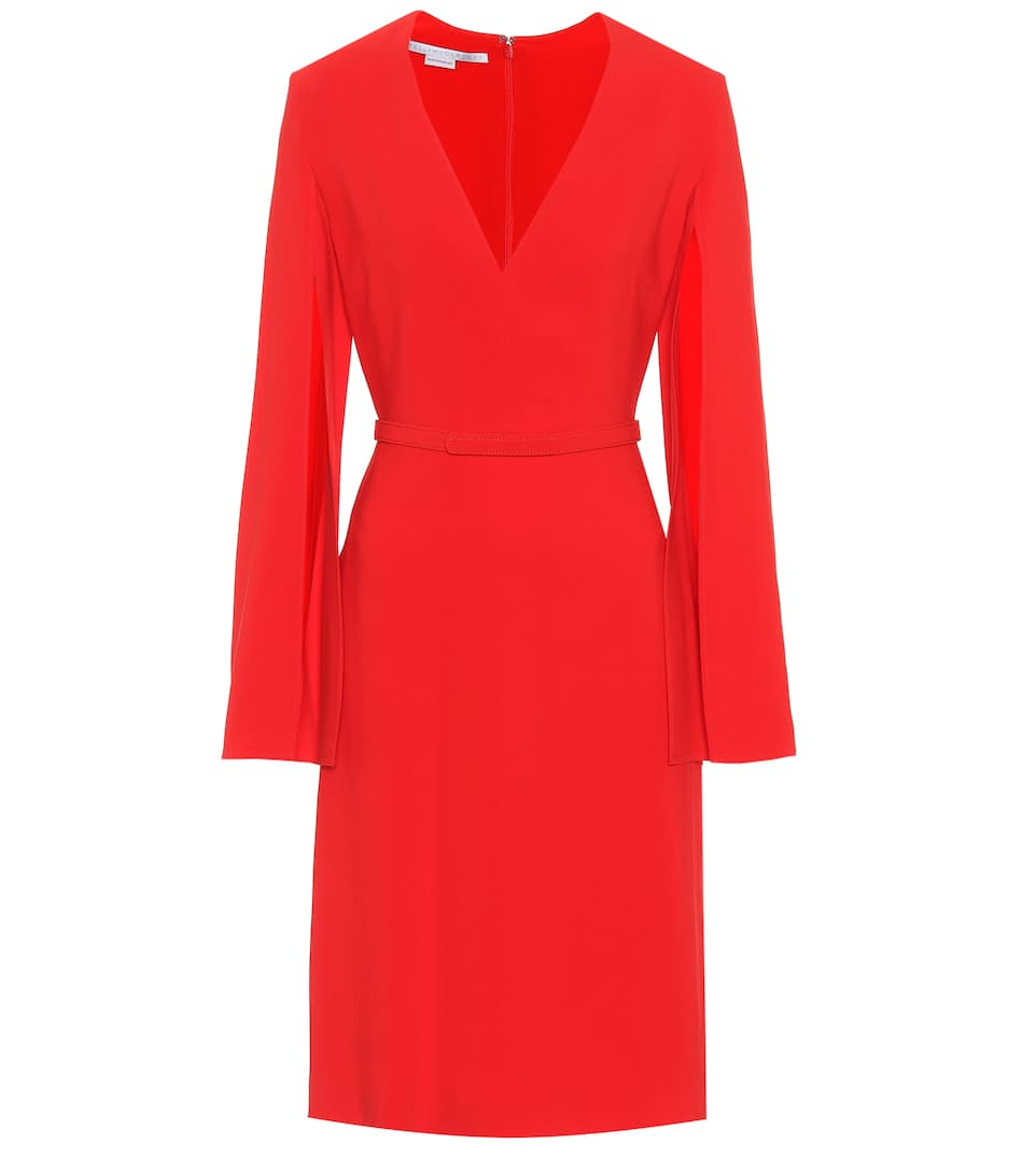 Robe En Crêpe - Stella McCartney